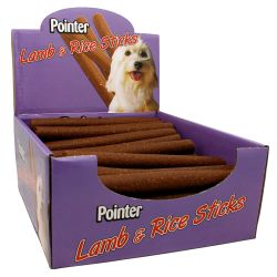 Pointer Sticks Lamb & Rice 50's