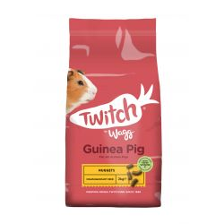 Twitch Guinea Pig Crunch