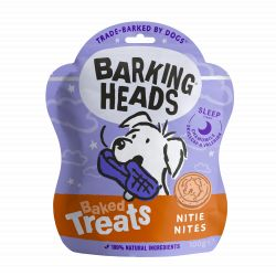 Barking Heads Nitie Nights Baked Treats 100g