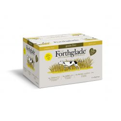 Forthglade Complete Grain Free Multi Case Chicken 12 x 395g