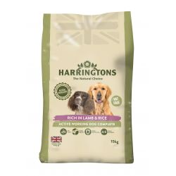 Harringtons Active Worker Complete Lamb & Rice 15kg