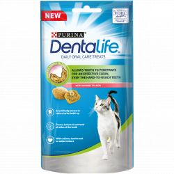Dentalife Cat Salmon 8 x 40g Packs