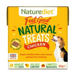 Naturediet Feel Good Treat Chicken 6 x 150g