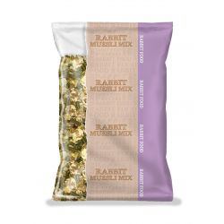 Basics Rabbit Muesli Mix 1.5kg