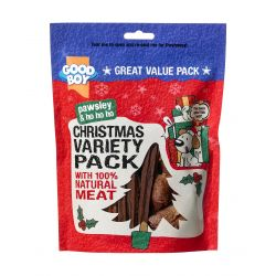 Good Boy Christmas Variety Pack 300g