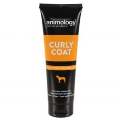 Animology Curly Coat Shampoo 250ml
