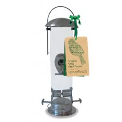Honeyfields Stainless Steel Seed Feeder