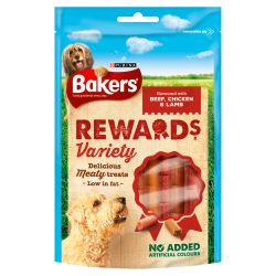 Bakers Rewards Variety 8 x 100g Packs