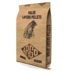 Argo Value Layers Pellets 20kg - Pet Products R Us