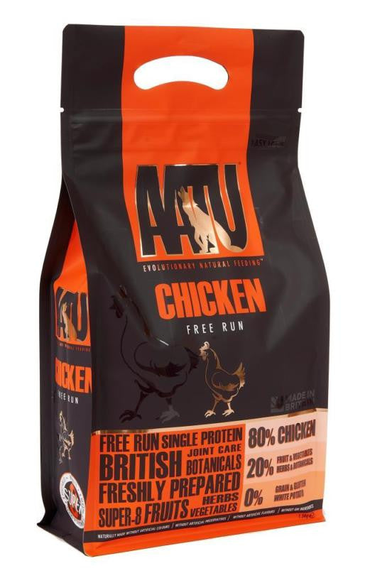 Aatu 80/20 Chicken - Pet Products R Us