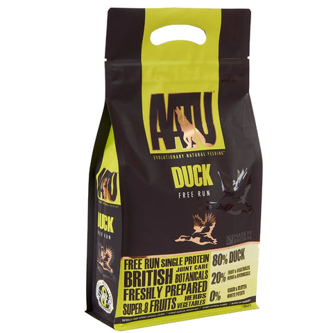 Aatu 80/20 Duck - Pet Products R Us