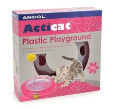 Acticat Plastic Playground - Pet Products R Us