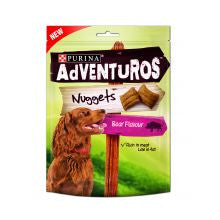 Adventurous Nuggets Boar 90g X 6 - Pet Products R Us