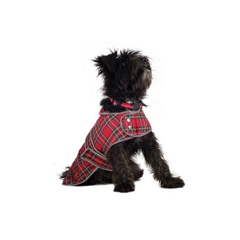 Tartan Coat - Pet Products R Us