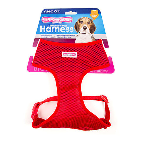 Comfort Mesh Harness - Pet Products R Us  - 1