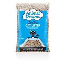 Animal Dreams Wood Cat Litter - Pet Products R Us