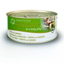 Applaws Tuna & Seaweed 24 x 70g - Pet Products R Us