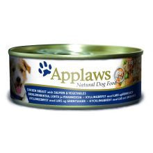 Applaws Chicken & Salmon 12 X 156g Tins
