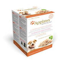 Applaws Dog Pouch Supreme Mixed Pack 100g x 5