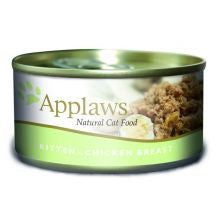 Applaws Kitten Chicken 24 x 70g - Pet Products R Us