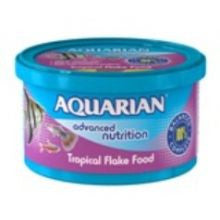 Aquarian Tropical flakes - Pet Products R Us