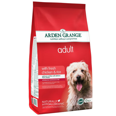 Arden Grange Adult Chicken & Rice - Pet Products R Us