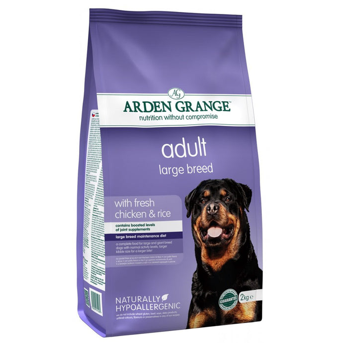 Arden Grange Adult Large Breed - Pet Products R Us