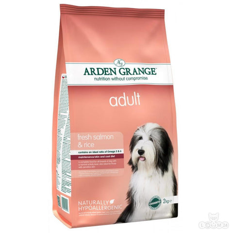 Arden Grange Adult Salmon & Rice - Pet Products R Us