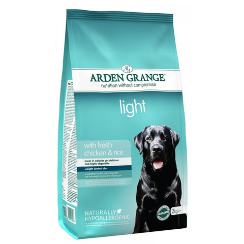 Arden Grange Adult Light Chicken & Rice - Pet Products R Us