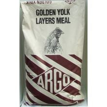 Argo Golden Yolk Layers Meal 20kg - Pet Products R Us