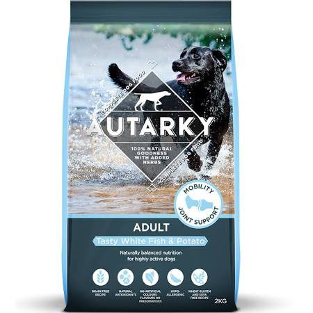 Autarky Adult Tasty White Fish & Potato - Pet Products R Us