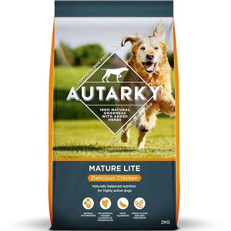 Autarky Mature/Lite Delicious Chicken - Pet Products R Us