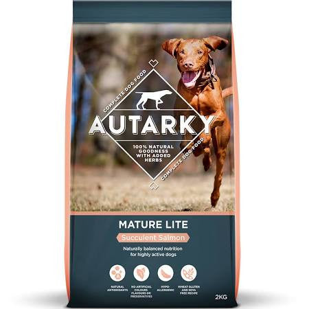 Autarky Mature/Lite Succulent Salmon - Pet Products R Us