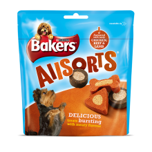 Bakers Allsorts 98g bag - Pet Products R Us