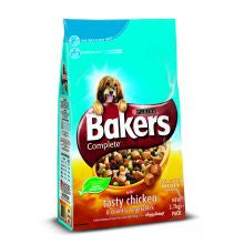 Bakers Chicken & Veg - Pet Products R Us