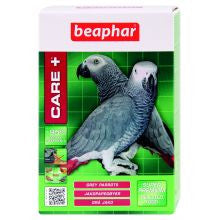 Beaphar Care+ Grey Parrot 1kg - Pet Products R Us