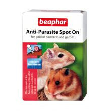 Beaphar Spot On Hamster 4 wks+ - Pet Products R Us