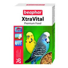 Beaphar Xtra Vital Budgie 500g - Pet Products R Us