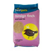 Bestpets Foreign Finch - Pet Products R Us
