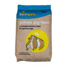Bestpets Guinea Pig Food 15kg - Pet Products R Us