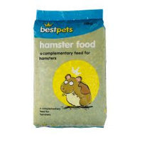 Bestpets Hamster Food 15kg - Pet Products R Us