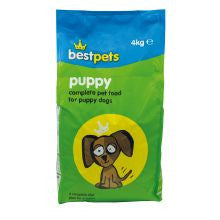 Bestpets Puppy 4KG - Pet Products R Us