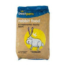 Bestpets Rabbit Food 15kg - Pet Products R Us