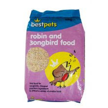 Bestpets Robin & Songbird Food - Pet Products R Us