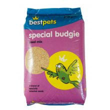 Bestpets Special Budgie - Pet Products R Us