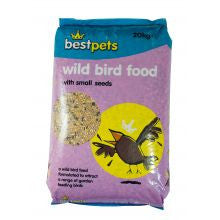 Bestpets Wild Bird Food - Pet Products R Us
