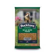 Buckton Wildbird Food 20kg - Pet Products R Us