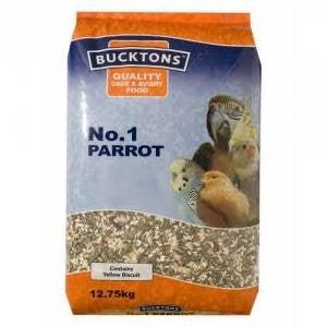 Bucktons Parrot Seed No 1 12.75kg - Pet Products R Us  - 1