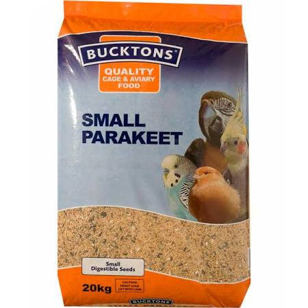 Bucktons Small Parakeet 20kg - Pet Products R Us  - 1