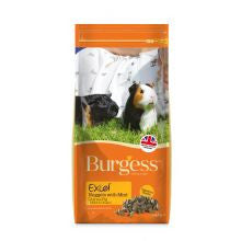 Burgess Excel Guinea Pig - Pet Products R Us